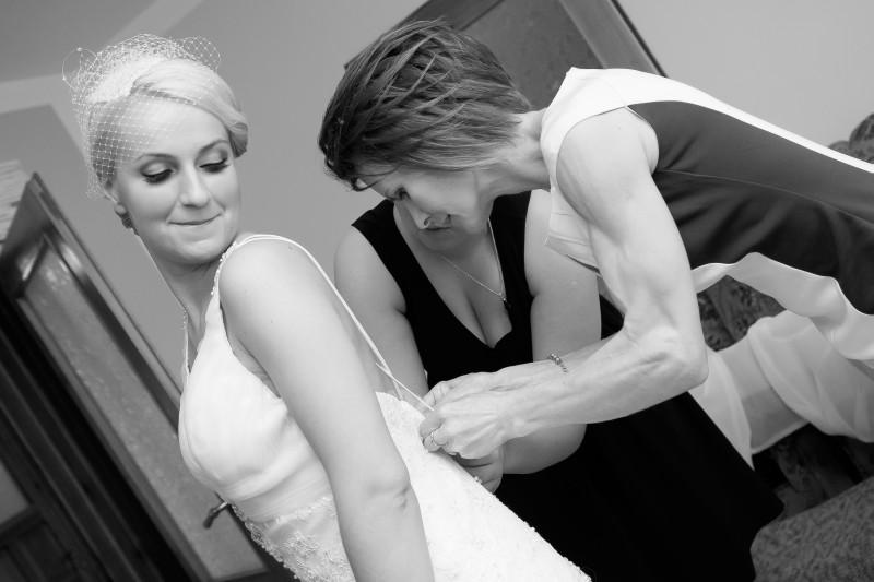 Przygotowania do ślubu Młodej Pary 067