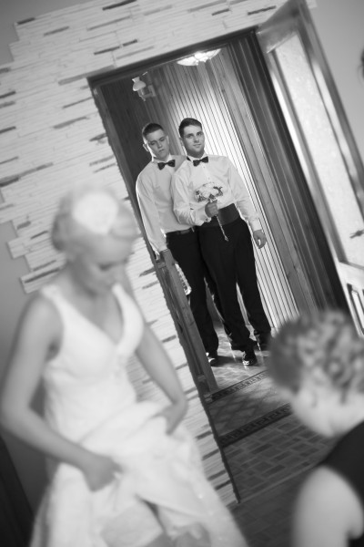 Przygotowania do ślubu Młodej Pary 082