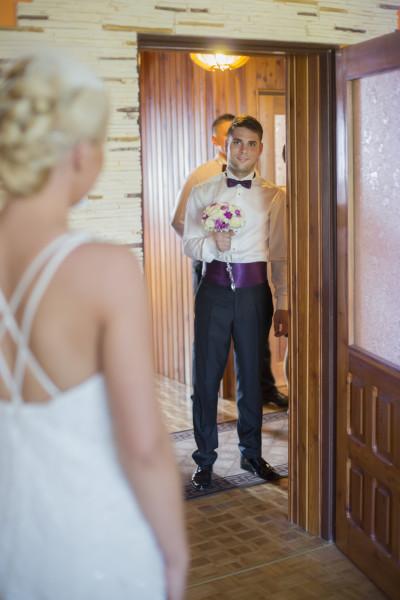 Przygotowania do ślubu Młodej Pary 086